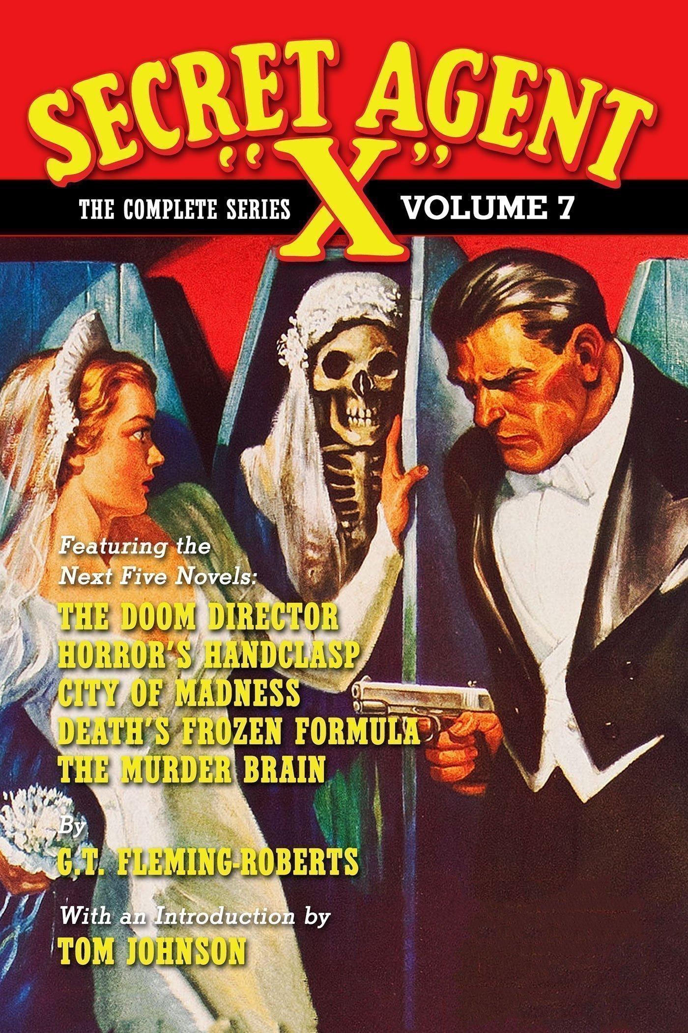 "Secret Agent ""X"" - The Complete Series Volume 7"