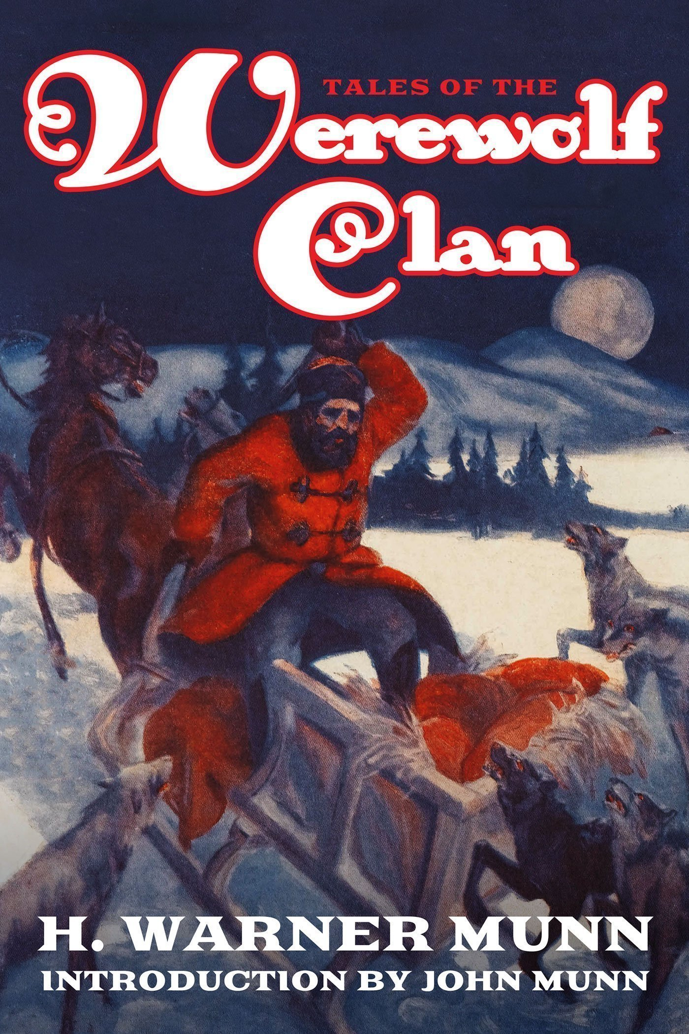Tales of the Werewolf Clan