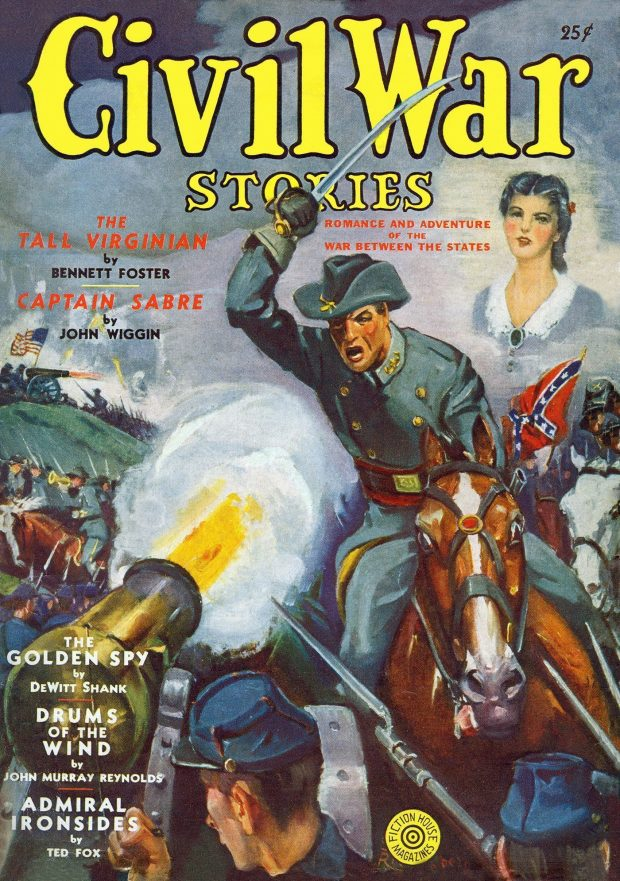 Civil War Stories (Spring 1940) - Replica Edition