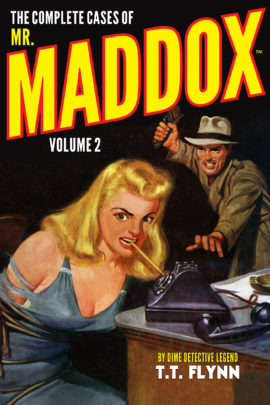 The Complete Cases of Mr. Maddox, Volume 2 - Dime Detective