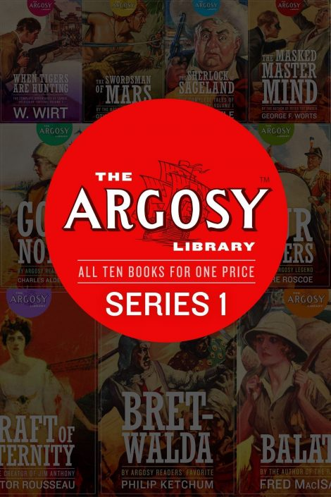 The Argosy Library: Series 1 (Ten Book Set)