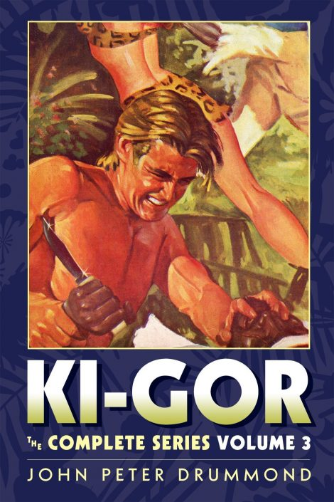 Ki-Gor: The Complete Series Volume 3
