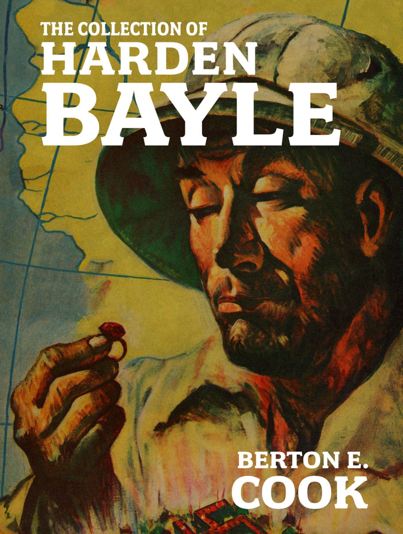 The collection of Harden Bayle - 25 stories in one volume from Altus Press