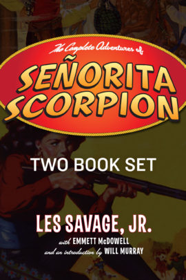 Senorita Scorpion (Two Book Set)