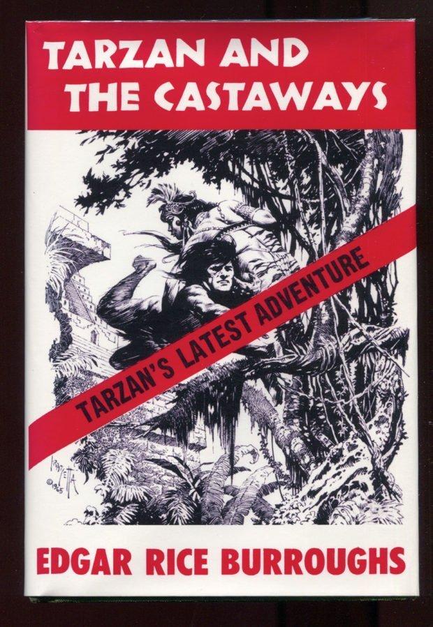 Tarzan and the Castaways – Edgar Rice Burroughs