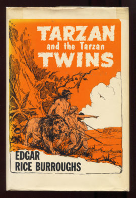 Tarzan and the Tarzan Twins by Edgar Rice Burroughs