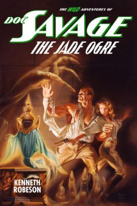 Doc Savage: The Jade Ogre