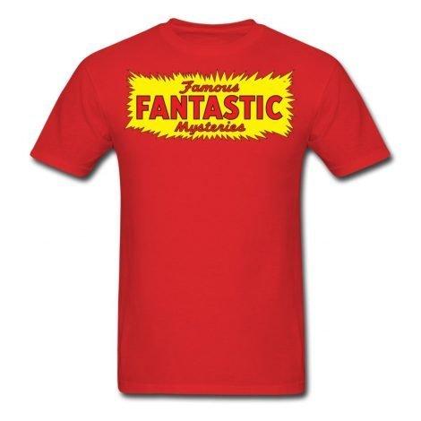 Famous Fantastic Mysteries T-Shirt