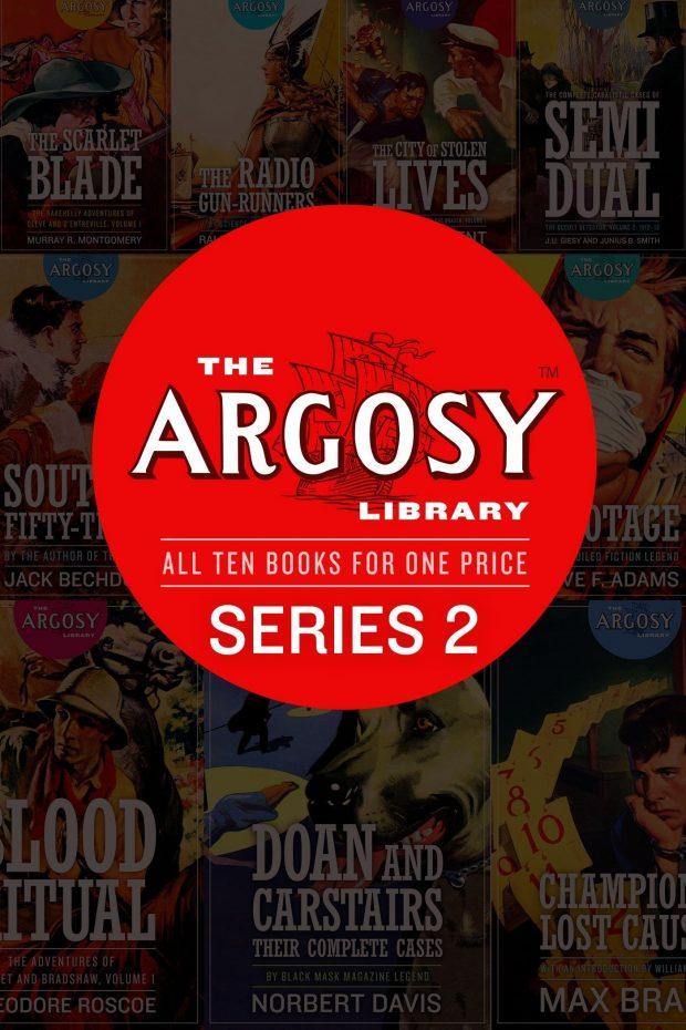 The Argosy Library: Series 2 (Ten Book Set)