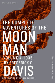 The Complete Adventures of the Moon Man, Volume 4: 1935
