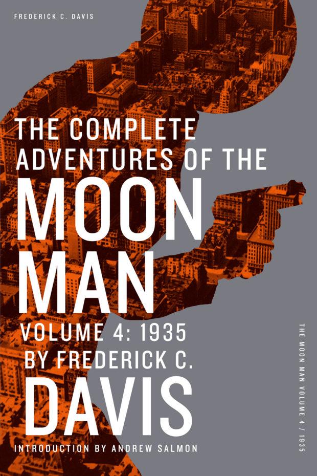 The Complete Adventures Of Moon Man Volume 4 1935