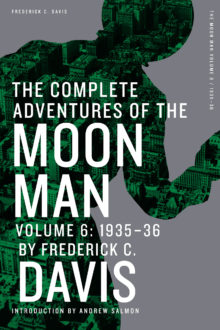 The Complete Adventures of the Moon Man, Volume 6: 1935-36