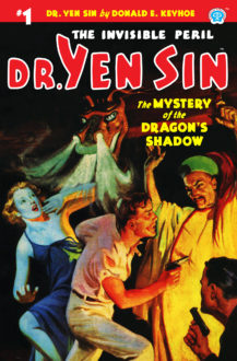 Yen Sin #1: The Mystery of the Dragon's Shadow