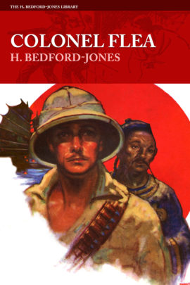 Colonel Flea by H. Bedford-Jones