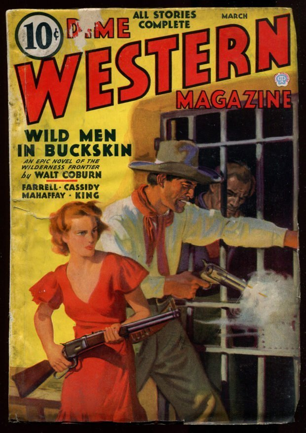 Dime Western (March 1936)