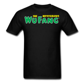 The Mysterious Wu Fang T-Shirt