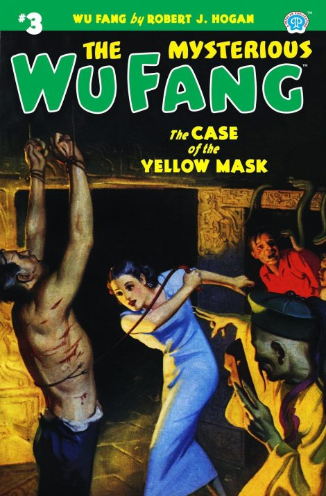 The Mysterious Wu Fang #3: The Case of the Yellow Mask