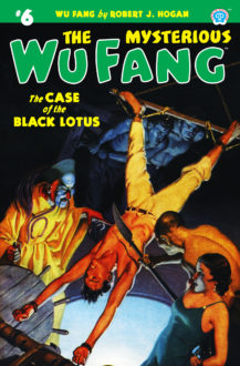The Mysterious Wu Fang #6: The Case of the Black Lotus