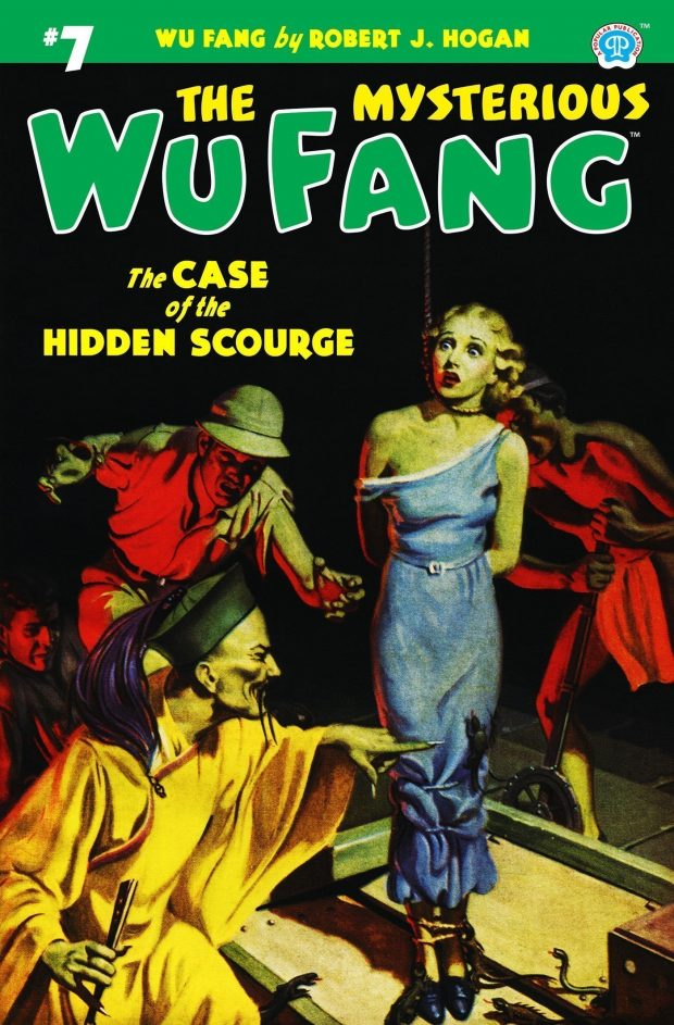 The Mysterious Wu Fang #7: The Case of the Hidden Scourge