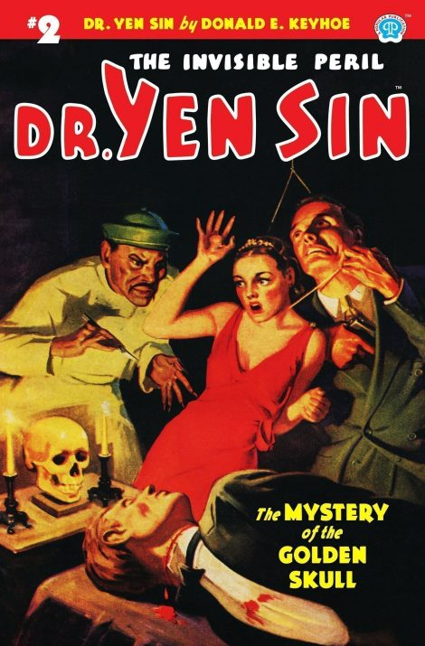Dr. Yen Sin #2: The Mystery of the Golden Skull