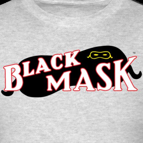 Black Mask Magazine T-Shirt