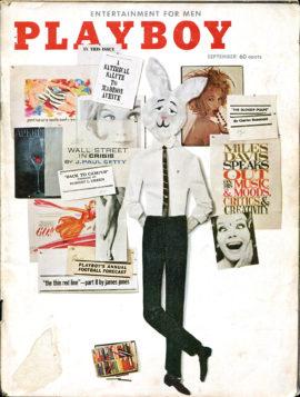 Playboy Magazine (September 1962)