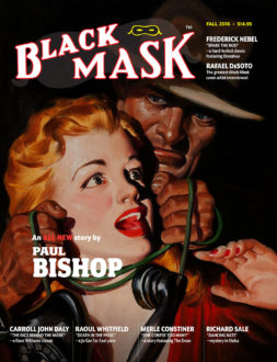 Black Mask (Fall 2016)