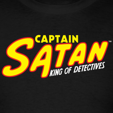 Captain Satan T-Shirt