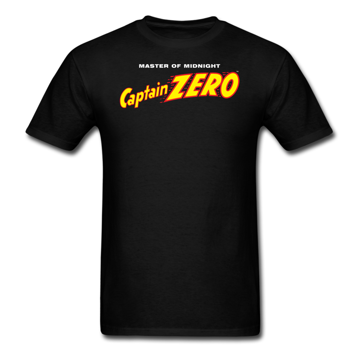 Captain Zero T-Shirt