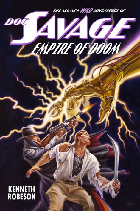 Doc Savage: Empire of Doom