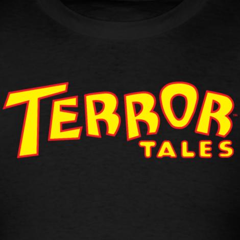 Terror Tales Magazine T-Shirt