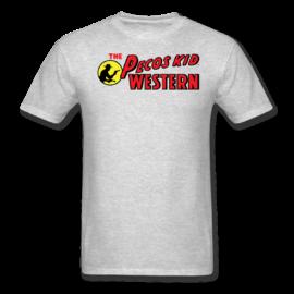 The Pecos Kid Western t-shirt