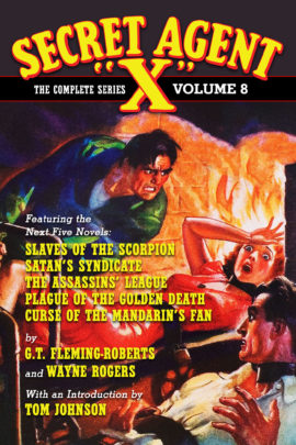 Secret Agent X: The Complete Series, Volume 8