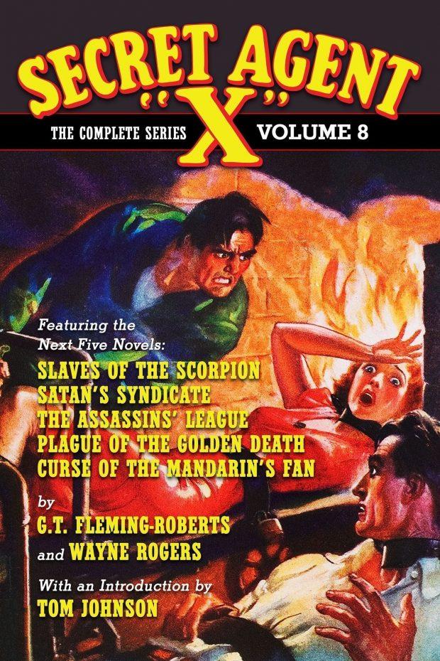 Secret Agent X: The Complete Series, Volume 8