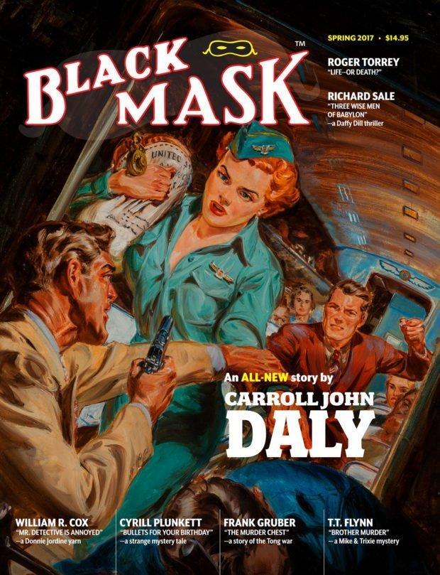 Black Mask Magazine (Spring 2017)