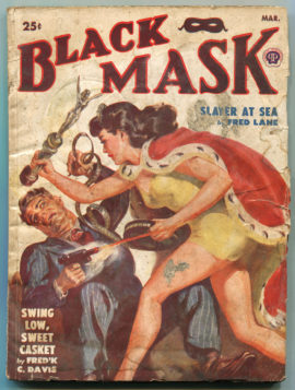 Black Mask (March 1950)