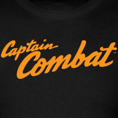 Captain Combat T-Shirt