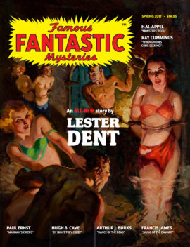Famous Fantastic Mysteries (Spring 2017)
