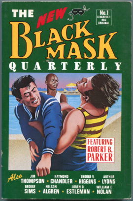 The New Black Mask Quarterly #1 (1985)