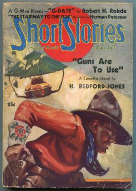 Short Stories Magazine (June 25, 1936)