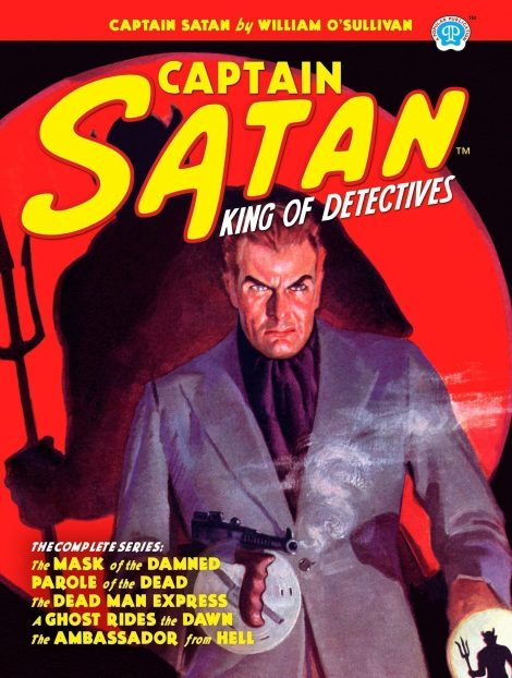 The Complete Cases of Captain Satan (Deluxe Edition)