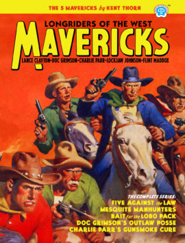 Mavericks: Longriders of the West, The Complete Series (Deluxe Edition)