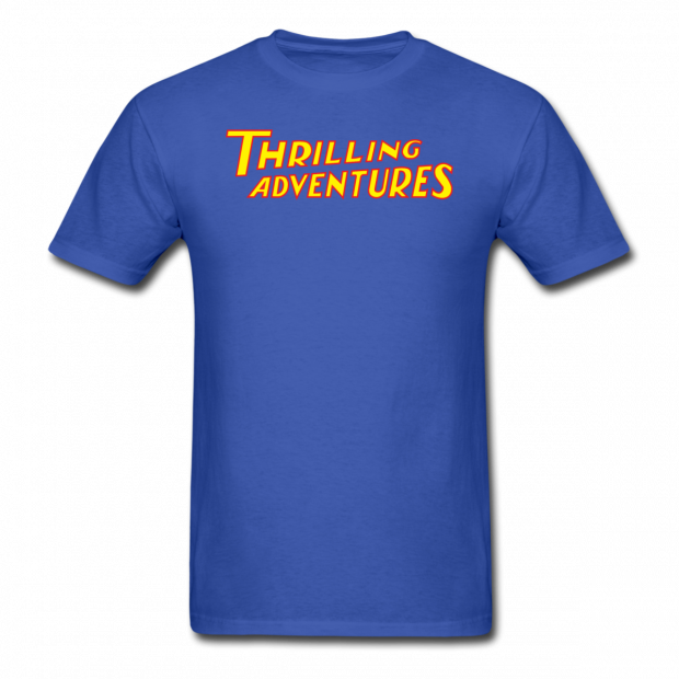 Thrilling Adventures T-Shirt