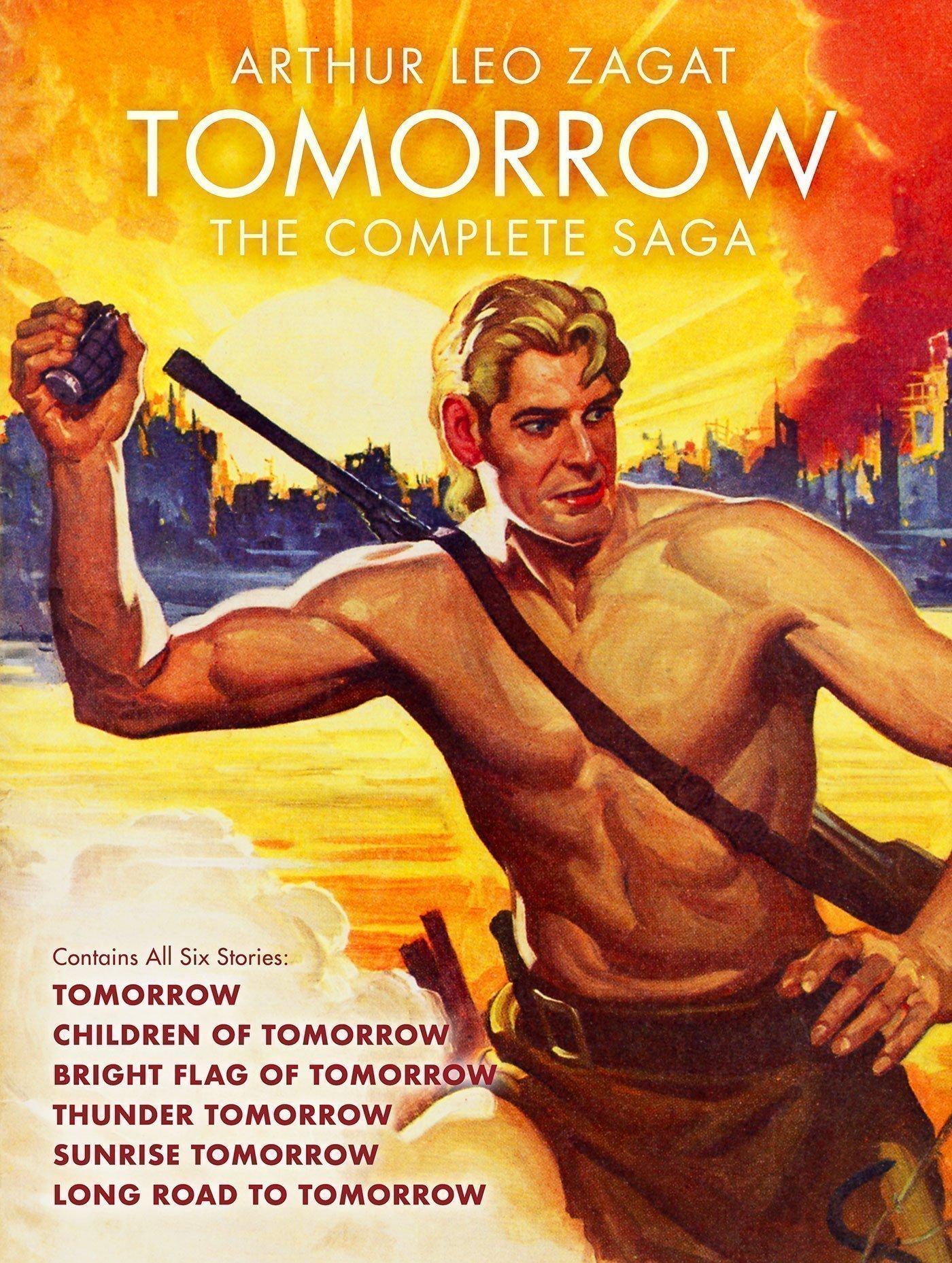 Tomorrow: The Complete Saga (Deluxe Edition)