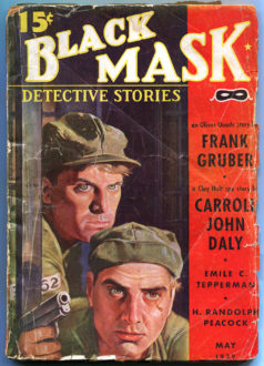 Black Mask (May 1939)