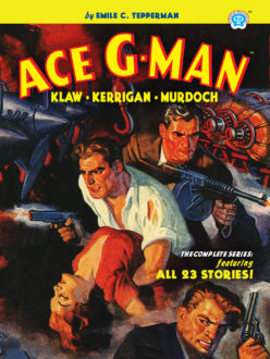 Ace G-Man: The Complete Cases (Deluxe Edition)
