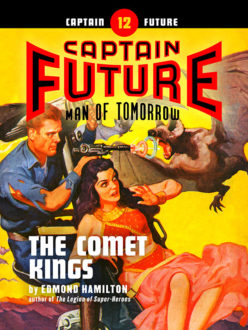 Captain Future #12: The Comet Kings (eBook)