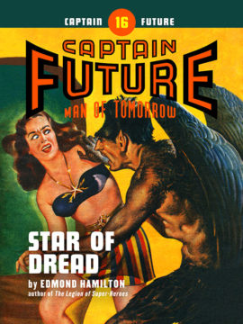 Captain Future #16: The Star of Dread (eBook)