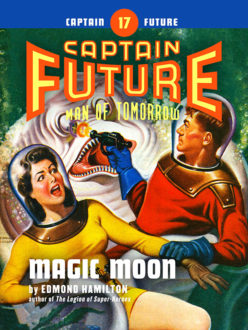 Captain Future #17: Magic Moon (eBook)