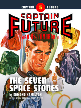 Captain Future #5: The Seven Space Stones (eBook)